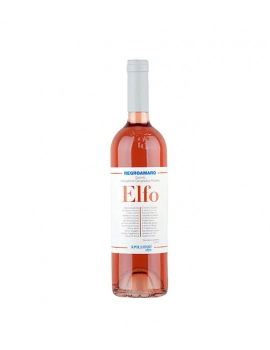 Elfo Negroamaro - Salento IGP Rosato - Apollonio Casa Vinicola | Vino Salentino Apollonio Casa Vinicola 7,50€