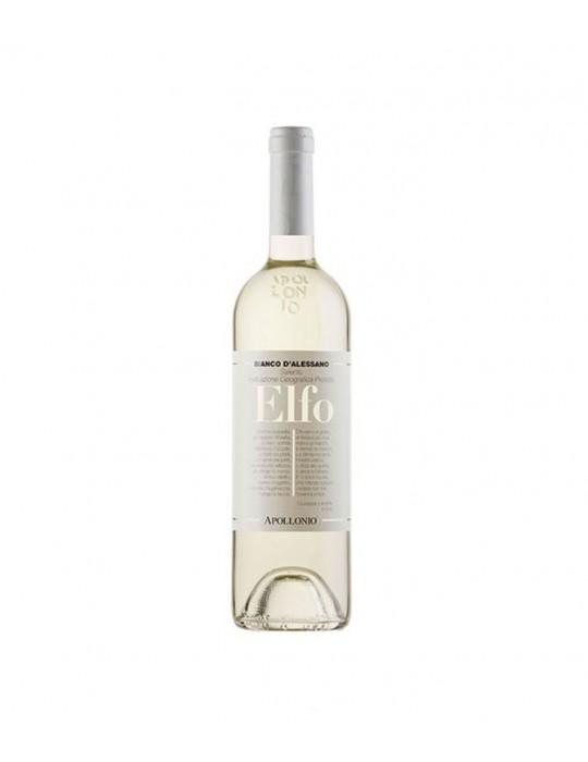 Elfo Bianco d'Alessano - Salento IGP Bianco - Apollonio Casa Vinicola   Vino Sa Apollonio Casa Vinicola 7,50€
