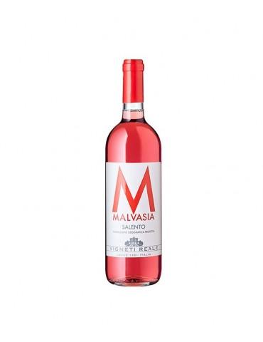 Malvasia - Rosato Salento IGP - Vigneti Reale | Vino Salentino
