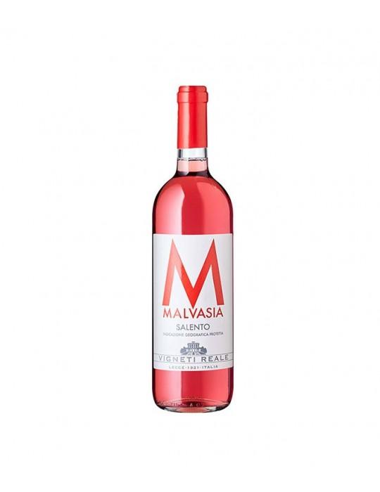 Malvasia - Rosato Salento IGP - Vigneti Reale | Vino Salentino Vigneti Reale 6,00€