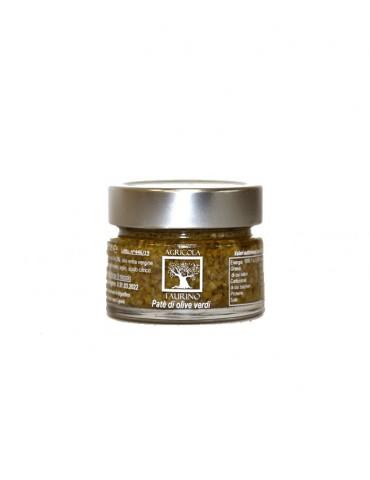 Patè di olive verdi gr 125 Agricola Taurino