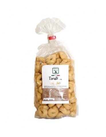 Tarallini all'olio gr 400 Agricola Taurino Agricola Taurino 3,00€