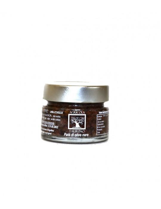 Patè di olive nere - Agricola Taurino | Prodotto Salentino Agricola Taurino 5,00€
