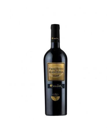 Oro di Eméra - Primitivo di Manduria DOP - Claudio Quarta Vignaiolo | Vino Salen
