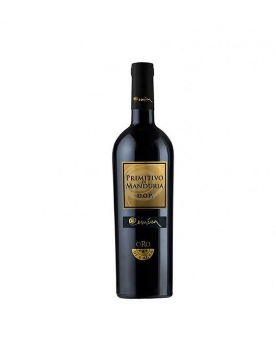 Oro di Eméra - Primitivo di Manduria DOP - Claudio Quarta Vignaiolo | Vino Salen Claudio Quarta Vignaiolo 23,00€