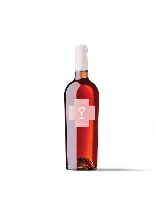 Masserei - Rosato D.O.C. - Schola Sarmenti   Vino Salentino Schola Sarmenti 10,50€