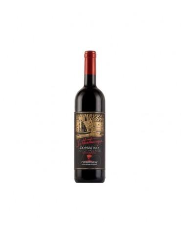 "Vino ""75"" Copertino Rosso Riserva - Cupertinum Cupertinum 8,00€"