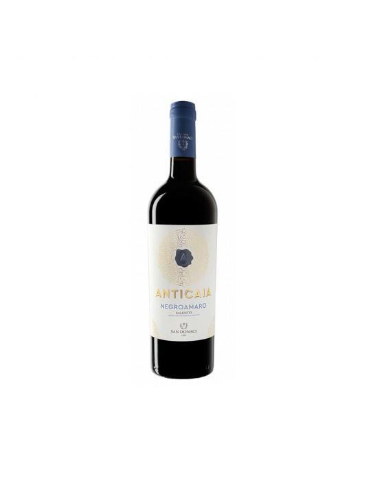 Anticaia - Negroamaro IGP Salento - Cantina San Donaci   Vino Salentino Cantina San Donaci 5,00€
