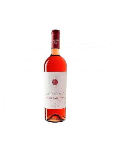 Anticaia Salice Salentino - Rosato DOP - Cantina San Donaci   Vino Salentino