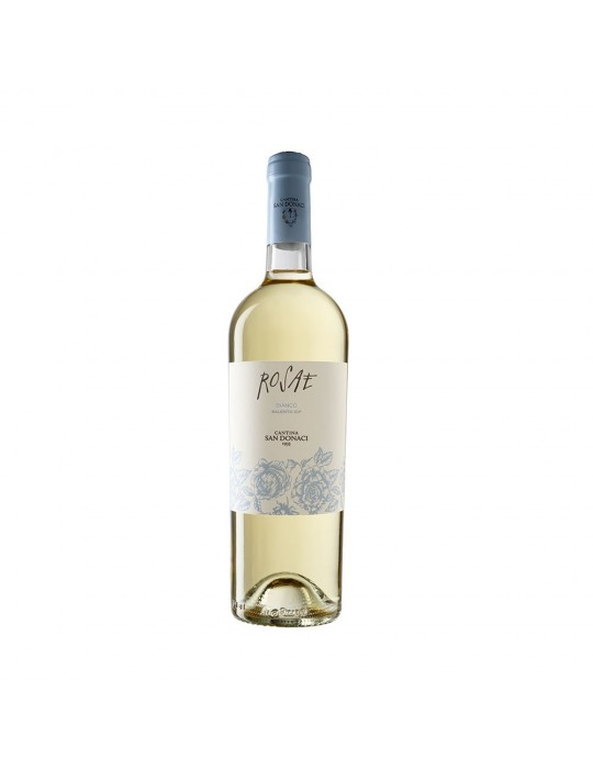 Rosae - Bianco Salento IGP - Cantina San Donaci   Vino Salentino Cantina San Donaci 4,00€