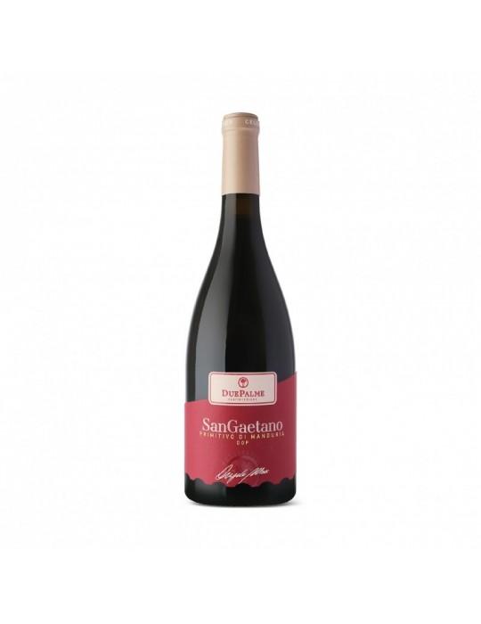 San Gaetano - Primitivo di Manduria DOP - Cantine Due Palme   Vino Salentino Cantine Due Palme 9,50€