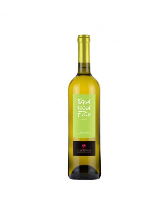 Squarciafico - Salento IGT Bianco - Cantina Cupertinum   Vino Salentino Cupertinum 5,00€