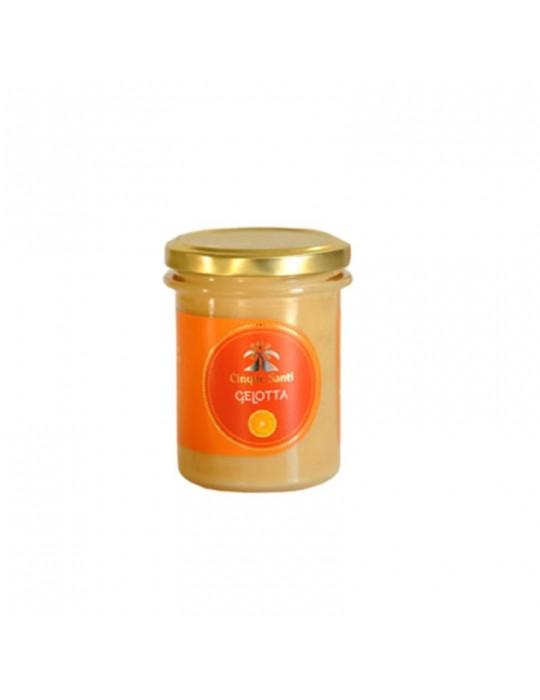 Gelotta all'arancia - Masseria Cinque Santi | Prodotto Salentino Masseria Cinque Santi 5,00€