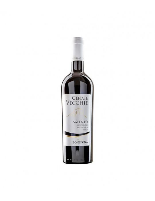 Cenate Vecchie - Rosso Salento IGT - Cantine Bonsegna   Vino Salentino Cantine Bonsegna 6,00€