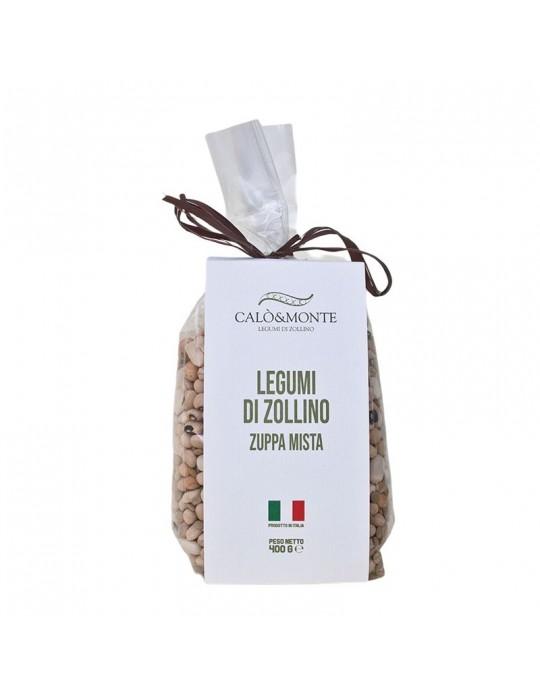 Zuppa mista - Calò & Monte Legumi di Zollino | Prodotto tipico Calo' e Monte Legumi di Zollino 4,00€