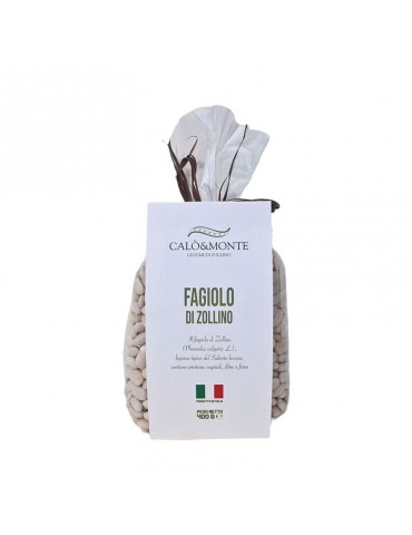 Fagioli di Zollino gr. 400 - Calo'&Monte Legumi di Zollino Calo' e Monte Legumi di Zollino 4,00€