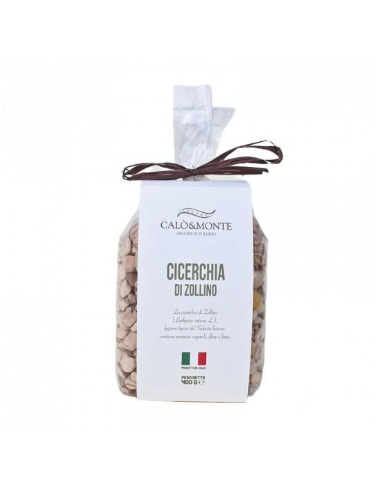 Cicerchia di Zollino gr. 400 - Calo'&Monte Legumi di Zollino Calo' e Monte Legumi di Zollino 4,00€