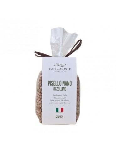 Pisello Nano di Zollino gr. 400 - Calo'&Monte Legumi di Zollino Calo' e Monte Legumi di Zollino 4,00€