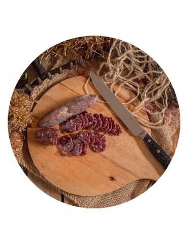 Cacciatorino Salentino - Mocavero Salumi | Prodotto tipico Salentino