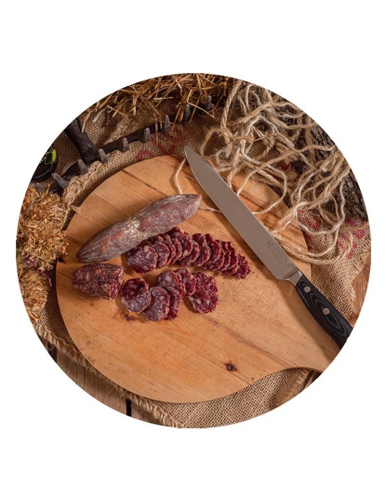 Fichetto Salentino - Mocavero Salumi circa gr 500 Mocavero Salumi 10,90€