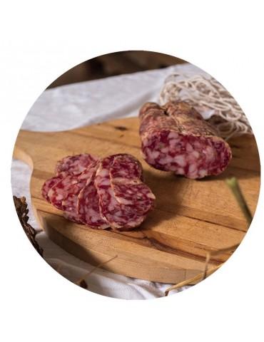 Soppressata Salentina - Mocavero Salumi | Prodotto tipico
