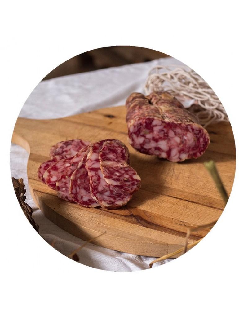 Soppressata Salentina - Mocavero Salumi circa gr 700 Mocavero Salumi 13,00€