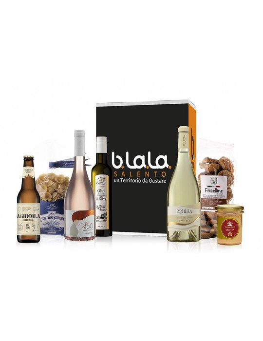 Box Barocco | Prodotti tipici del Salento B.La.La. 39,00€