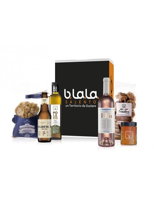 Box Messapia | Pacco prodotti tipici del Salento B.La.La. 29,00€