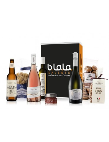 Box Rudiae | Confezione di prodotti tipici del Salento