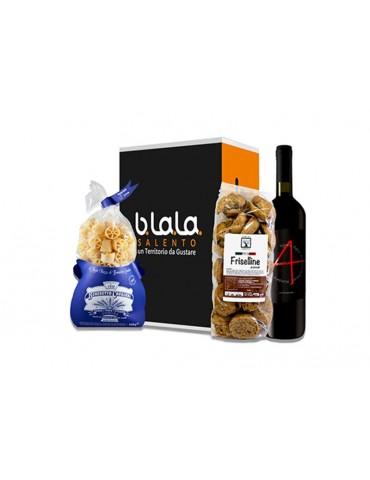 Box Torre San Foca - Confezione di prodotti tipici del Salento B.La.La. 19,00€