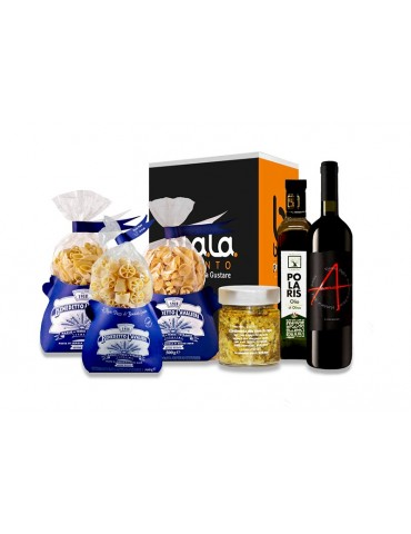 Box Torre Mozza - Confezione di prodotti tipici del Salento B.La.La. 31,00€