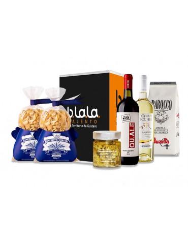 Box Torre Vado - Confezione di prodotti tipici del Salento B.La.La. 31,00€