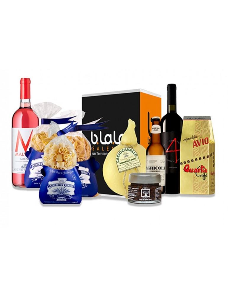 Box Torre Inserraglio - Confezione di prodotti tipici del Salento B.La.La. 45,00€