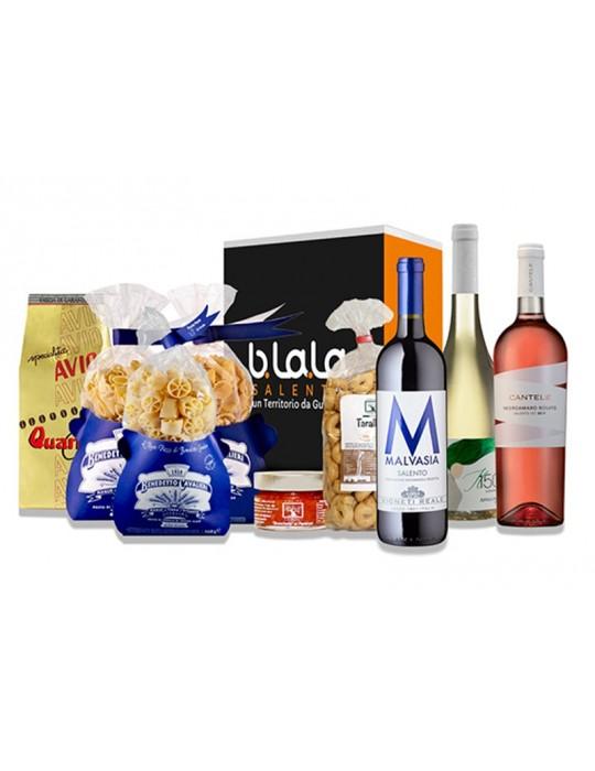 Box Torre Lapillo | Pacco regalo | Prodotti tipici Salentini B.La.La. 45,00€