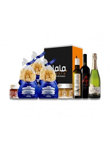 Box Ponente   Confezione di prodotti tipici del Salento