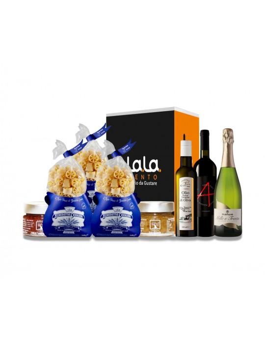 Box Libeccio - Confezione di prodotti tipici del Salento B.La.La. 58,00€