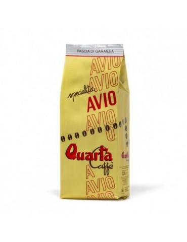 Miscela AVIO ORO (grani 500 g) - Quarta Caffè   Prodotto tipico