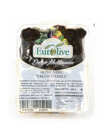 Olive nere facon greece gr 400 - Eurolive Eurolive 3,80€