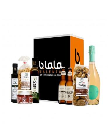 Box Speciale Maggio - confezioni di prodotti tipici del Salento B.La.La. 35,00€