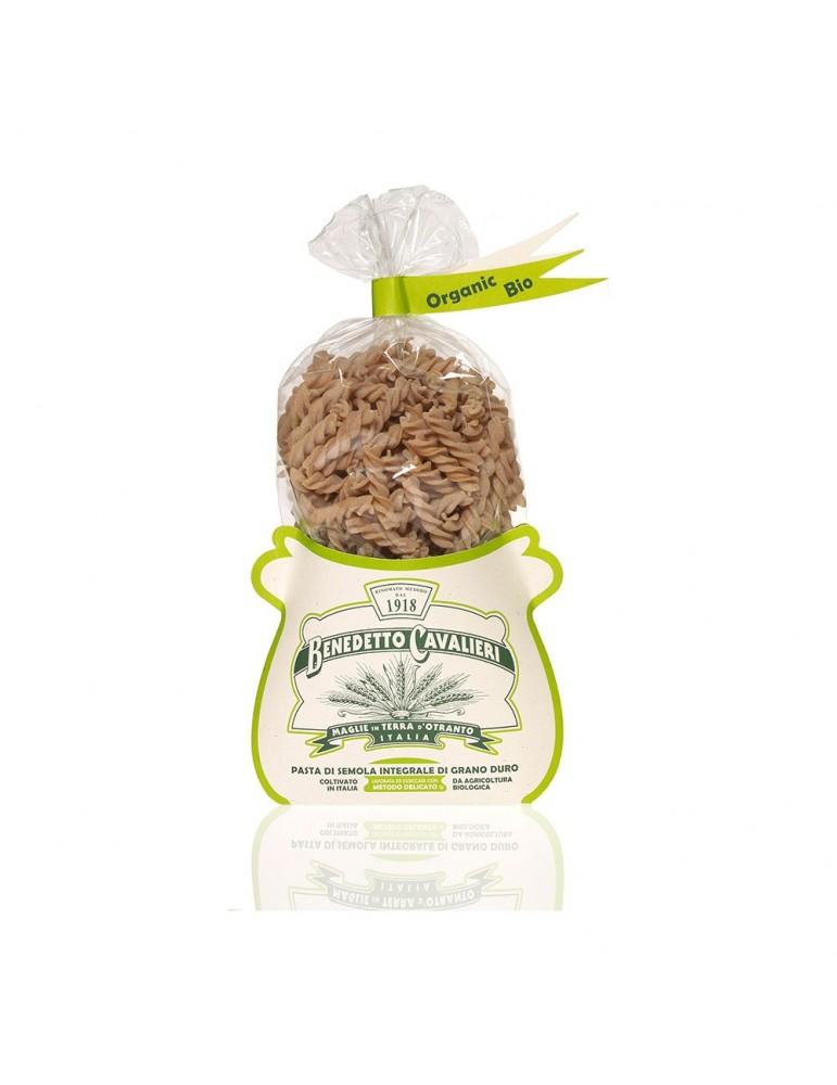 Fusilli - Pastificio Benedetto Cavalieri - Pasta Integrale Biologica Pastificio Benedetto Cavalieri 3,50€