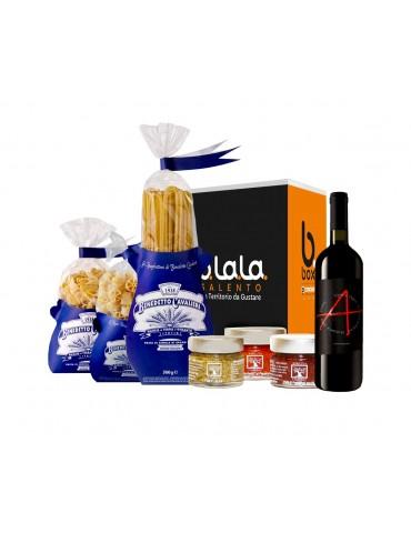 Box Speciale Giugno - confezioni di prodotti tipici del Salento