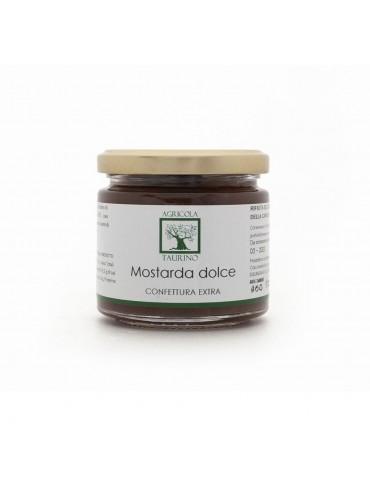 Confettura extra di mostarda dolce - Agricola Taurino | Prodotto tipico