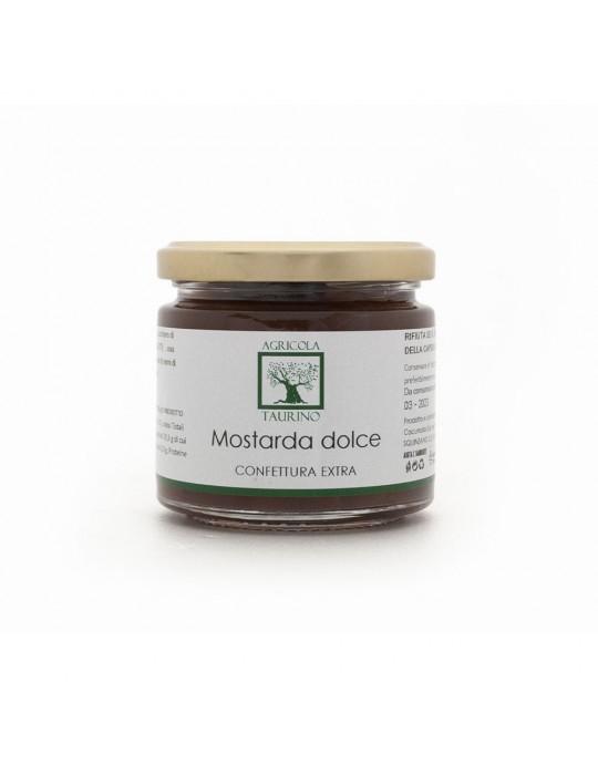 Confettura extra di mostarda dolce - Agricola Taurino | Prodotto tipico Agricola Taurino 5,50€