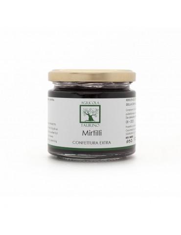 Confettura extra ai mirtilli - Agricola Taurino | Prodotto tipico