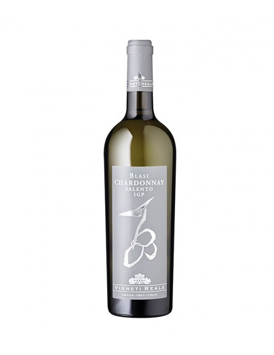 Blasi - Chardonnay Salento IGT - Vigneti Reale   Vino Salentino Vigneti Reale 5,93€