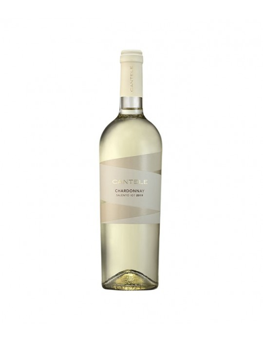 Chardonnay | Cantele Winery | Vino Salentino Cantele 7,50€