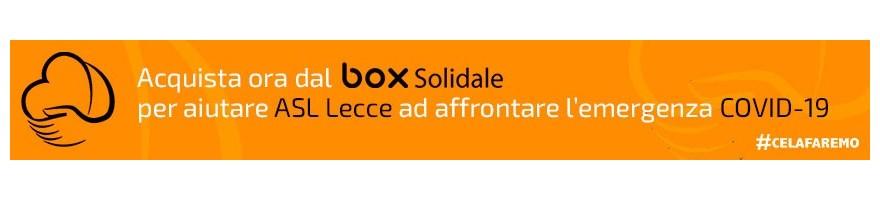 Box Solidale - B.La.La sostiene il Salento